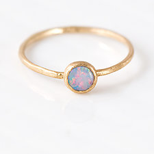 Opal Ring by Melanie Casey (Gold & Stone Ring)