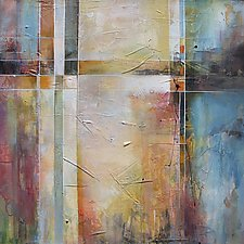 New Perspective by Karen  Hale (Acrylic Painting)
