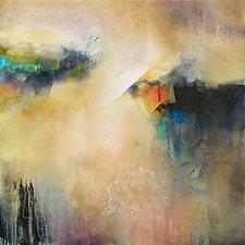 Luminous by Karen  Hale (Acrylic Painting)