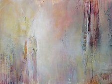Light and Easy by Karen  Hale (Acrylic Painting)