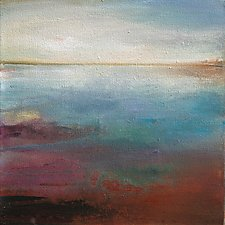 Still Waters by Karen  Hale (Acrylic Painting)