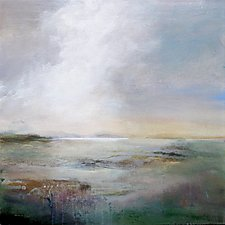 Morning Light by Karen  Hale (Acrylic Painting)