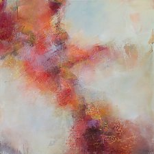 Spark of Dreams by Karen  Hale (Acrylic Painting)