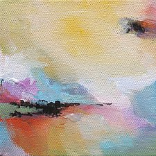 Soft Light I by Karen  Hale (Acrylic Painting)
