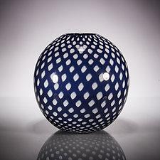 Poko Vase by Andrew Iannazzi (Art Glass Vase)
