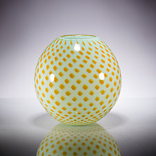 Poko Vase by Andrew Iannazzi (Art Glass Vase)