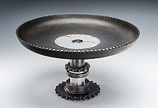 Cake Stand by Nicole and Harry Hansen (Metal Serving Ware)