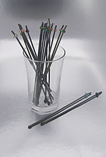 Swizzle Sticks by Nicole and Harry Hansen (Metal Barware)