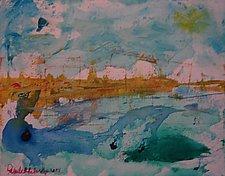 Land Ahoy! by Pamela Acheson Myers (Acrylic Painting)