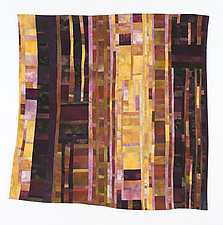 Structured Chaos 20 by Beth Carney (Fiber Wall Hanging)