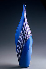 Merge by Gina Lunn (Art Glass Vessel)