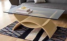 Waldek Coffee Table by Alan Kaniarz (Wood Coffee Table)