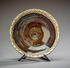 Coral Bowl by Valerie Seaberg (Ceramic Bowl)