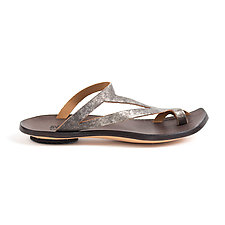 Infinity Slide by CYDWOQ  (Leather Sandal)