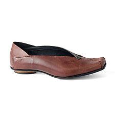 Escape Flat by CYDWOQ  (Leather Shoe)