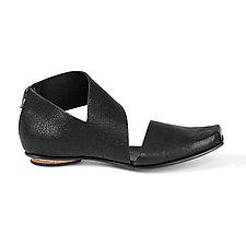 Simone Flat by CYDWOQ  (Leather Shoe)