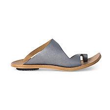 Key Slide by CYDWOQ  (Leather Sandal)