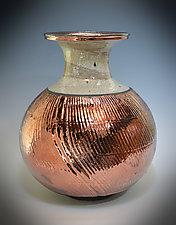 Luster Vase by Tom Neugebauer (Ceramic Vase)