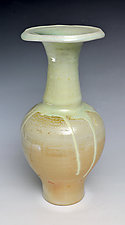 Liao Vase by Tom Neugebauer (Ceramic Vase)