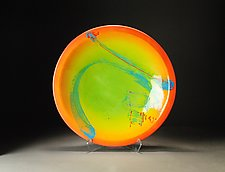 Big Citrus Bowl by Michael  Kifer (Ceramic Bowl)