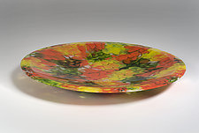 Sea Anemone by Richard G. Berent (Art Glass Bowl)