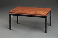 Super Moon by Carol Jackson (Wood Coffee Table)