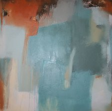 Still Waters Run Deep by Jan Jahnke (Acrylic Painting)