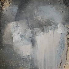 A Bubble Off Plumb by Jan Jahnke (Acrylic Painting)