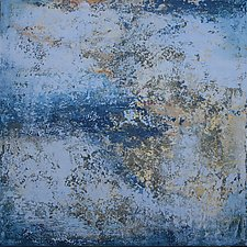Blue Bayou #2 by Jan Jahnke (Acrylic Painting)