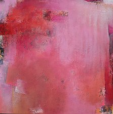 Pretty in Pink by Jan Jahnke (Acrylic Painting)