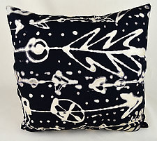 Big Arrows by Ayn Hanna (Cotton & Linen Pillow)