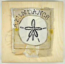 Abundance by Ayn Hanna (Fiber Wall Hanging)
