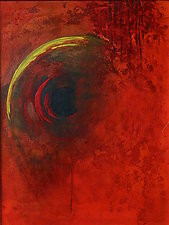 I See You by Pamela Acheson Myers (Acrylic Painting)