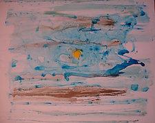 Morning Sky by Pamela Acheson Myers (Acrylic Painting)