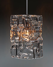 Borealis by James Friedberg (Art Glass Pendant Lamp)