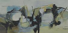 Rumba by Jane Robinson (Acrylic Painting)