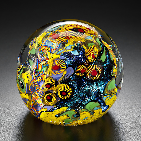 Canary Islands Paperweight