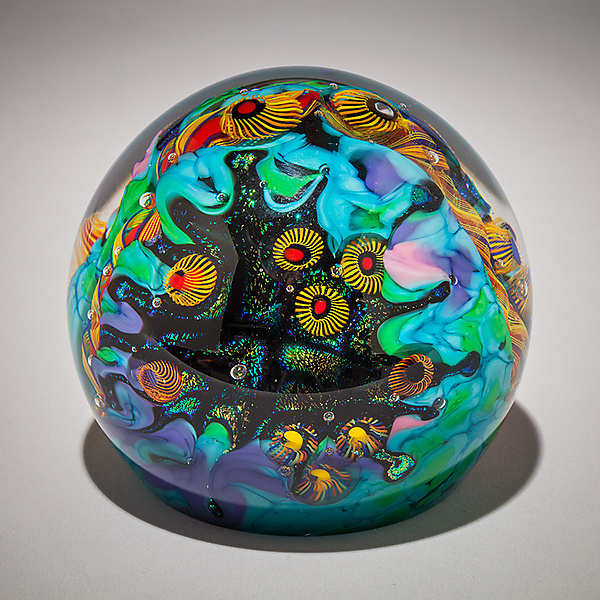 Beach Club Paperweight