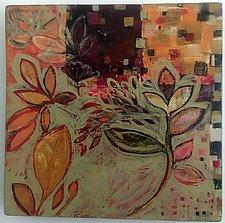 Botanicals by Barbara Gilhooly (Acrylic Painting)