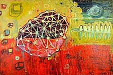 Science Fair by Barbara Gilhooly (Acrylic Painting)