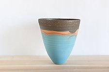 Landscape Bowl I by Julia Paul (Ceramic Vessel)