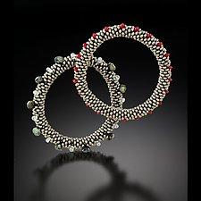 Crochet Bangles by Sher Berman (Beaded Bracelet)