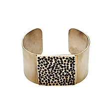 Totem Cuff by Julie Cohn (Bronze Bracelet)