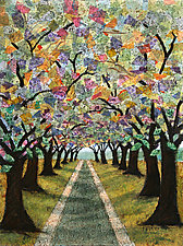 Spring Path by Penny Feder (Giclee Print)