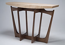 Cirrus 2 by Eben Blaney (Wood Console Table)