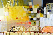 Low Bridge by Barbara Gilhooly (Acrylic Painting)