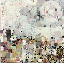 Order Implied II by Barbara Gilhooly (Acrylic Painting)