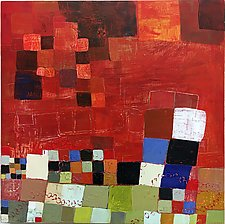Order and Abundance by Barbara Gilhooly (Acrylic Painting)