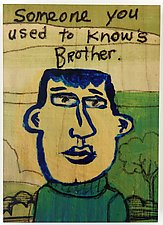 Oh, Brother by Barbara Gilhooly (Giclee Print)