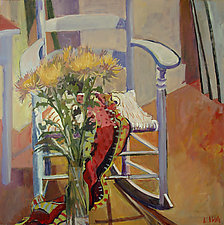 Rocking Chair by Lila Bacon (Acrylic Painting)